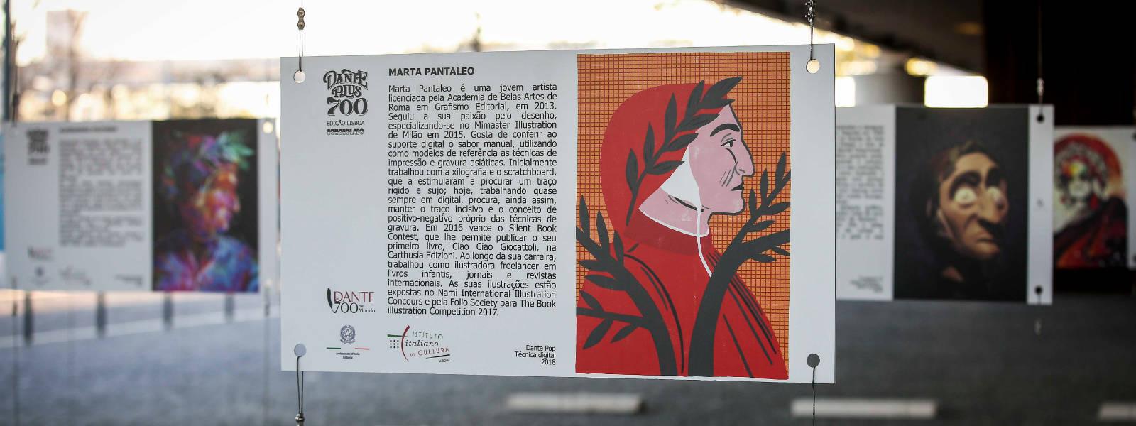 Dante Plus on Tour – Lisbona